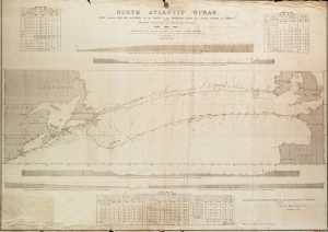 malby-and-co-chart-of-north-atlantic-ocean-telegraph-cable
